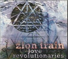 Zion Train ‎- Love Revolutionaries (CD 1999) NEW SEALED Dub Reggae Sound System