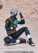 S.H.Figuarts Naruto Shippuden Hatake Kakashi Action Figure Toy Doll Kid Gift