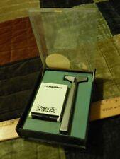 Wilkinson Sword [England] Razor Set w/ Case & Blade Dispenser [Vtg_Ltd] Retro UK