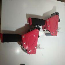 X2 Scotch 3m Packaging Tape Gun Dispenser 2 Inch Foam Grip Heavy Duty A6
