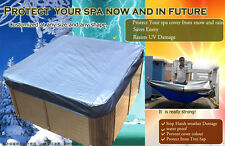100% match customize spa cover can& hot tub cover bag < 8f-2inch, square&round