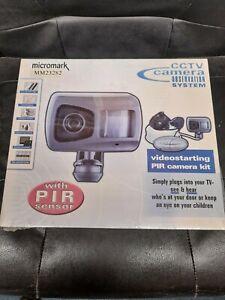 Micromark MM23282 PIR Camera Kit