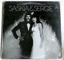Saskia & Serge We'll Give You Everything 1977 Boot Records Canada POP Sealed LP