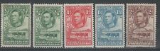 Used Postage Bechuanaland Stamps (Pre-1966)