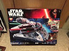 Star Wars The Force Awakens Battle Action Millennium Falcon  SEALED MINT