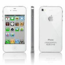 Apple iPhone 4 8GB 16GB 32GB Unlocked Black White Smartphone - 1 YEAR WARRANTY