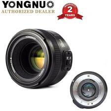 Yongnuo YN 50mm F/1.8 Auto Focus Standard Prime Lens for Nikon DSLR Cameras