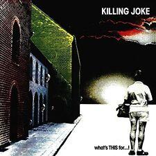Killing Joke - What's This For [New Vinyl] Picture Disc, UK - Import