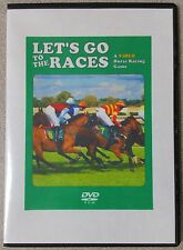 Let's Go To The Races DVD of the VHS Tape