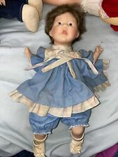Teeny Weeny Preemy Lee Middelton Baby Doll #110384 About 15 Inches Tall