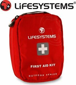 Lifesystems First Aid Kits / Pocket / Blister / Snow / Mountain / Waterproof