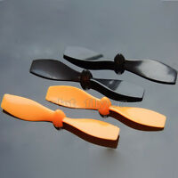 8pcs 75*2mm Aircraft Propeller Model Airplane DIY Robotic Toy Motor Helicopters