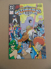 Gammarauders 1 . Based On TSR Game .  DC 1989 . VF