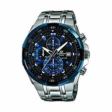 Casio Stainless Steel Case Men's Analogue Wristwatches