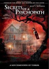 Secrets of a Psychopath DVD USED VERY GOOD