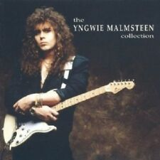 Yngwie Malmsteen-The Y.M. Colection CD 14 tracks power metal best of NUOVO
