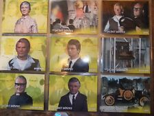 GERRY ANDERSON THE SECRET SERVICE 18 CARD SET UNSTOPPABLE STANLEY UNWIN BISHOP