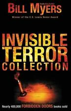 INVISIBLE TERROR COLLECTION - BILL MYERS - Christian Thriller Fiction
