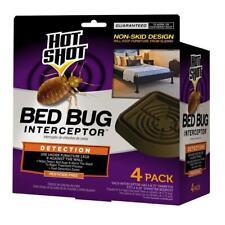 Hot Shot Bed Bug Interceptor Pesticide-Free Pest Detection 4-pack