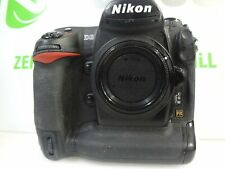 Nikon D3 12.1MP Digital SLR Camera - Black (Body Only) + Battery