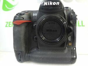 Nikon D3 12.1MP Digital SLR Camera - Black (Body Only)