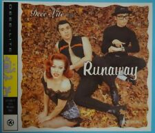 DEEE LITE : RUNAWAY ( MASTERS AT WORK DUBB ) - [ CD MAXI ]