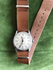 Gents NISUS Military Watch 17 Jewel 1940s