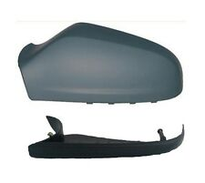 Vauxhall Opel Astra Wing Mirror Cover MK5 2005-2009 Primed & Lower Holder LHS