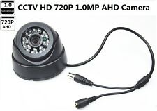Cctv Ahd Hd 720P 1.0Mp Ir 24Pcs Led Lens 3.6mm Dome Ahd Camera