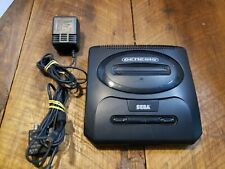 Sega Genesis Model 2 Console Bundle Power Supply Tested Working