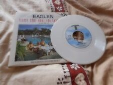eagle please come home for christmas white vinyl