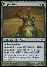 Utopia Vow *FOIL* EX/NM Planar Chaos MTG Magic Cards Green Common