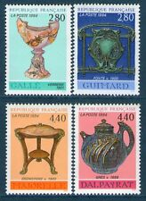 SERIE TIMBRES 2854-2857 NEUF XX LUXE  - SERIE ARTS DECORATIFS