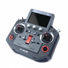 FRSKY HORUS X12S SPACE GREY VERSION 16 CHANNELS INBUILT GPS MODULE TRANSMITTER