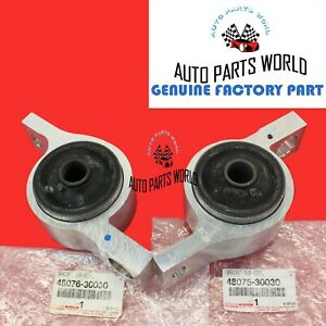 GENUINE LEXUS GS350 GS460 IS250 RC350 GS460h FRONT LOWER CONTROL ARM BUSHINGS