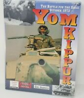 The Gamers - Yom Kippur: The Battle for the Sinai October 1973,  Factory Sealed