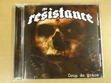 CD / THE RESISTANCE - COUP DE GRACE