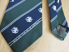 ENGLAND Tour of AUSTRALIA 1994 - 95 CRICKET Player Issue Tie - SEE PICTURES