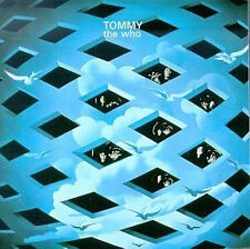 THE WHO CD - TOMMY [REMASTERED](1996) - NEW UNOPENED - ROCK