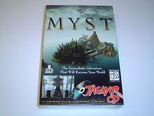 Myst Atari Jaguar Cd * Nuevo *