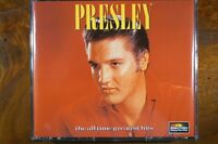 Presley - The All Time Greatest Hits  -  (1987), 2CD AU, VG ND 90100