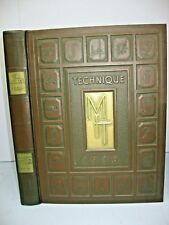 1936 Technique, Massachusetts Institute of Technology, Cambridge, Mass. Yearbook
