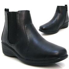 Zip Mid Heel (1.5-3 in.) Wedge Unbranded Shoes for Women