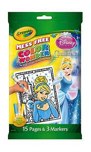 Crayola Colour Wonder (Color Wonder) Mini - Disney Princess