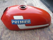 1974 MOTO BETA 125 PREMIER SURVIVOR GAS TANK NICE!!