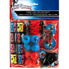 Power Rangers Ninja Steel Party Supplies 48pc Party Favor Mix(E)