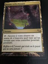 MTG MAGIC SHADOWMOOR REFLECTING POOL (FRENCH BASSIN REFLECHISSANT) NM