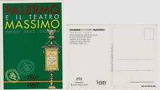 # PALERMO: E IL TEATRO MASSIMO - I CENTO ANNI 1897 - 1997