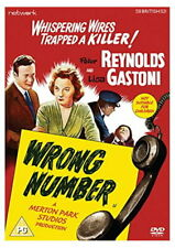 Wrong Number (1959) [New DVD]