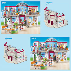 Playmobil * SHOPPING MALL 5485 5486 5487 5488 5499 Spares * SPARE PARTS SERVICE
